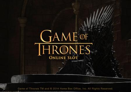 Игровой автомат Game Of Thrones
